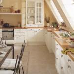 Reforma de cocina rustica, albañileria
