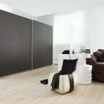 Exposicion de armarios empotrados, vestidores y muebles en Zaragoza.