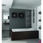 Reforma de baño y cambio muebles y mampara en Zaragoza