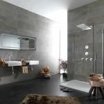 Reforma de baño y columnas de ducha en Zaragoza