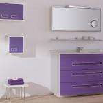 Muebles de diseño fiora italianos para baño en Zaragoza