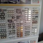 exposicion de perfilerias metalicas y sistemas constructivos para su reforma u obra nueva en Zaragoza