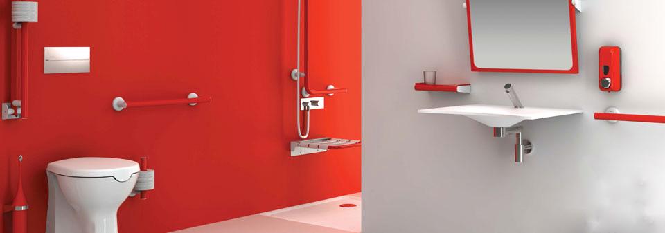 Baño Adaptado Con Ducha:Elderly Bathroom Safety Products